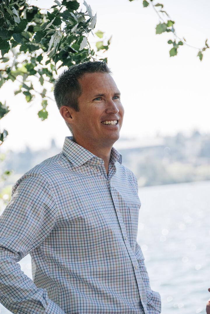 Mark Corcoran, Managing Broker in Seattle, Windermere